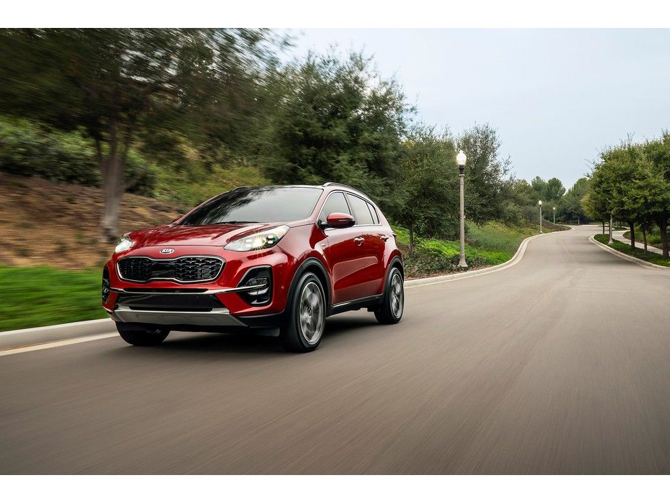 The 2020 Kia Sportage Is Ranked 5 In Compact Suvs By U S News World Report See The Review Prices Pictures And All Our Rankings Kia Sportage Sportage Kia