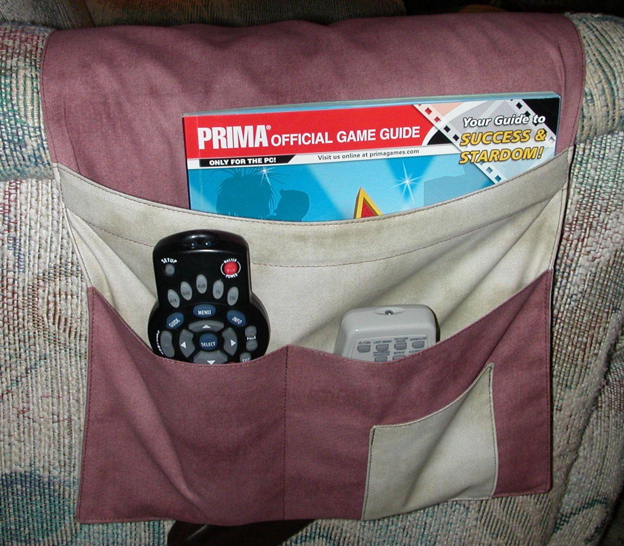 Remote Control Caddy, Armchair Caddy, Magazine Holder ...