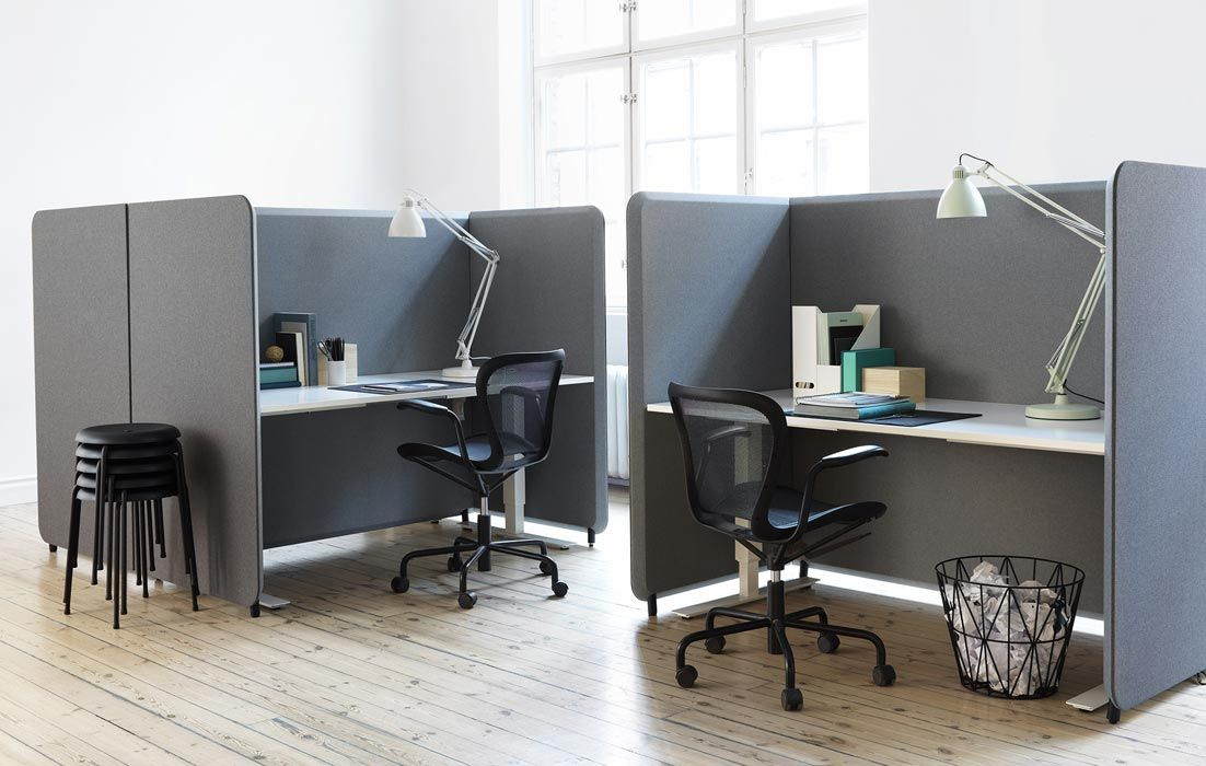 Domo Office Screens | Magnetic Office Divides | Phone Hoods