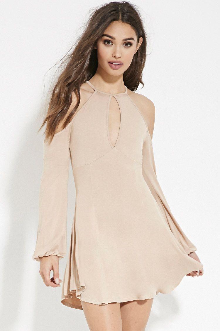 Open shoulder cut out dress my closet pinterest shoulder and st