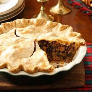 Photo of Christmas Eve Meat Pie