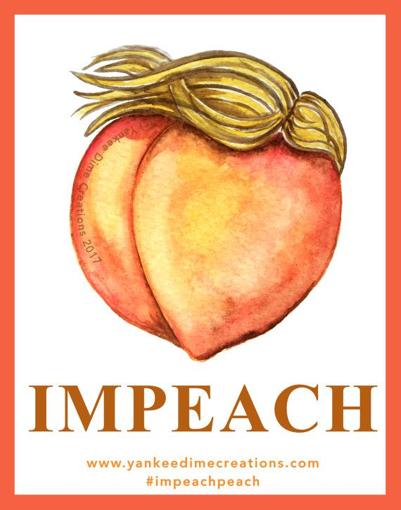 Limited Offer Instant Download Of My Original Impeach Artwork On