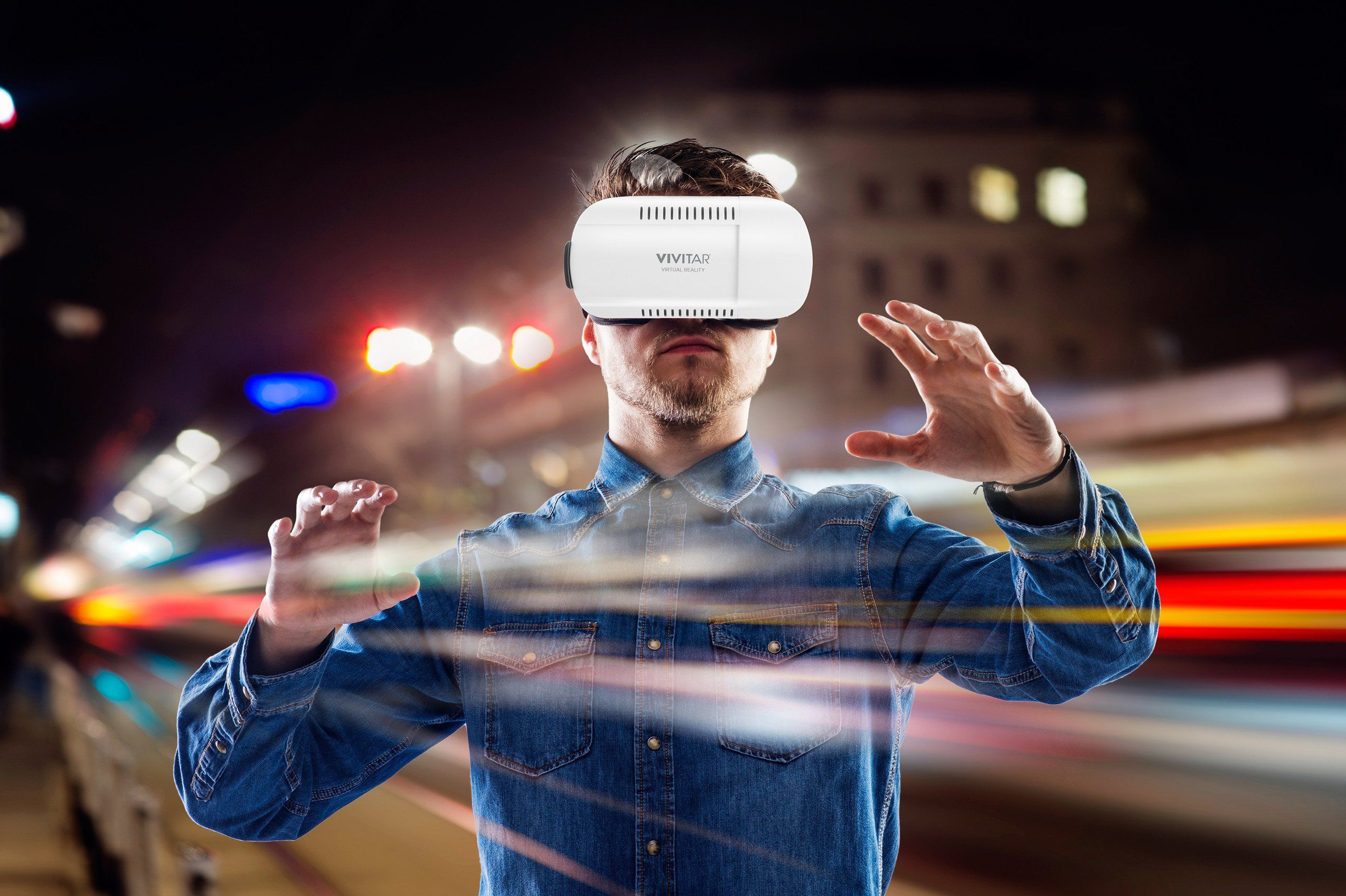 Vivitar VR Glasses White >>> Check out this great product