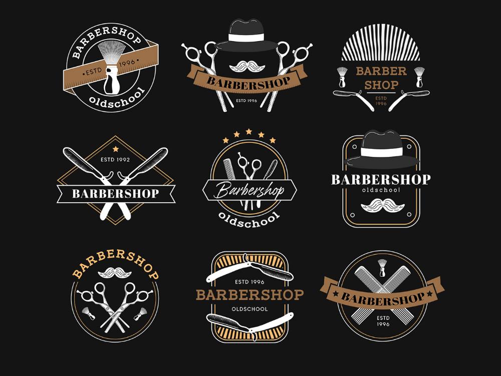 Free Logo Set on Behance in 2020 Logo set