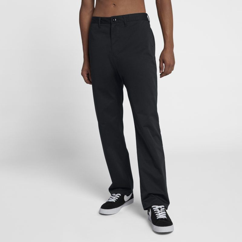 Siempre Sufijo falta de aliento  Nike SB Dri-FIT FTM Men's Loose Fit Trousers - Black   Fitted trousers, Dri  fit, Loose fitting