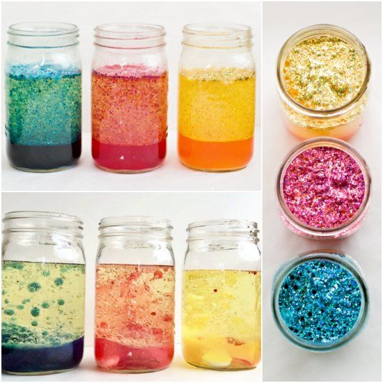 The Groovy Movements Of A Lava Lamp Are Easy To Recreate At Home As A Fun