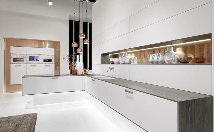 Kitchen Cabinet Blum Cupboard Modern Beautiful Lovely Design Ideal