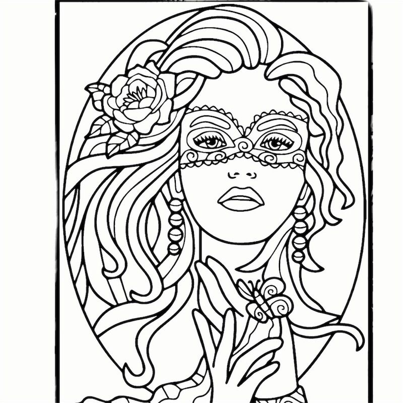 Recolor Witch Coloring Pages