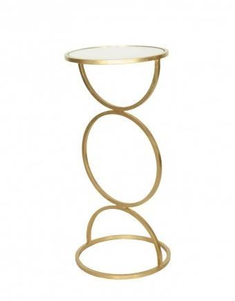 VIOLET GOLD SIDE TABLE   Cigar Tables   Tables | James Said