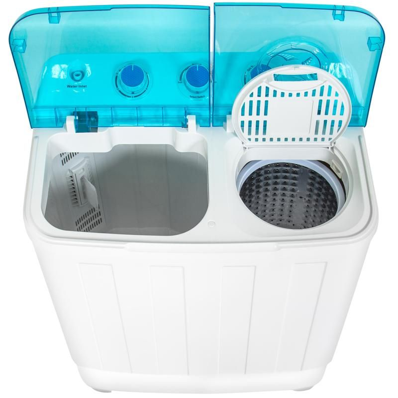 Convenient And Reliable This Mini Washer Performs With The Reliability Of A Professional Grade Mac In 2020 Mini Washing Machine Mini Washer And Dryer Washer And Dryer