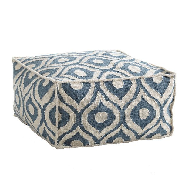 Wisteria - Furniture - Shop by Category - Poufs & Stools - Moroccan Pouf Thumbnail 2