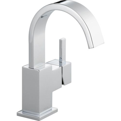 Found it at Wayfair - Vero Single Hole bathroom Faucet with Metal Pop Up Drain