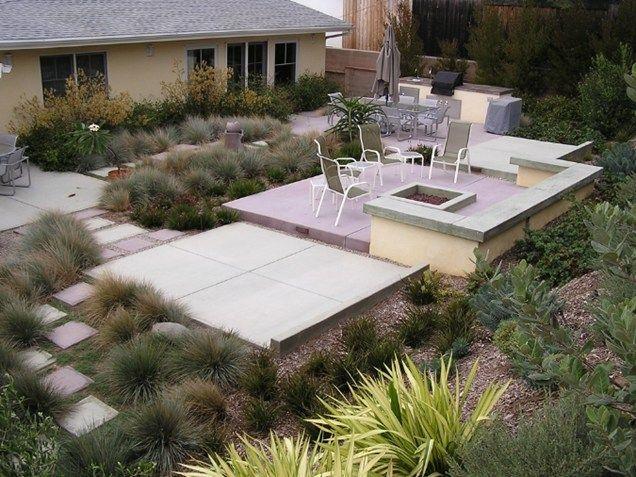 California Landscaping Ideas backyard entertainment area southern california landscaping formla