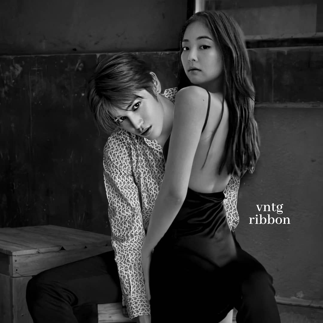 𝐁&𝐖, 𝟗𝟎𝐬 в Instagram: «#voguechallange by our hot couple 🖤 actually this is kinda fail— but i just w