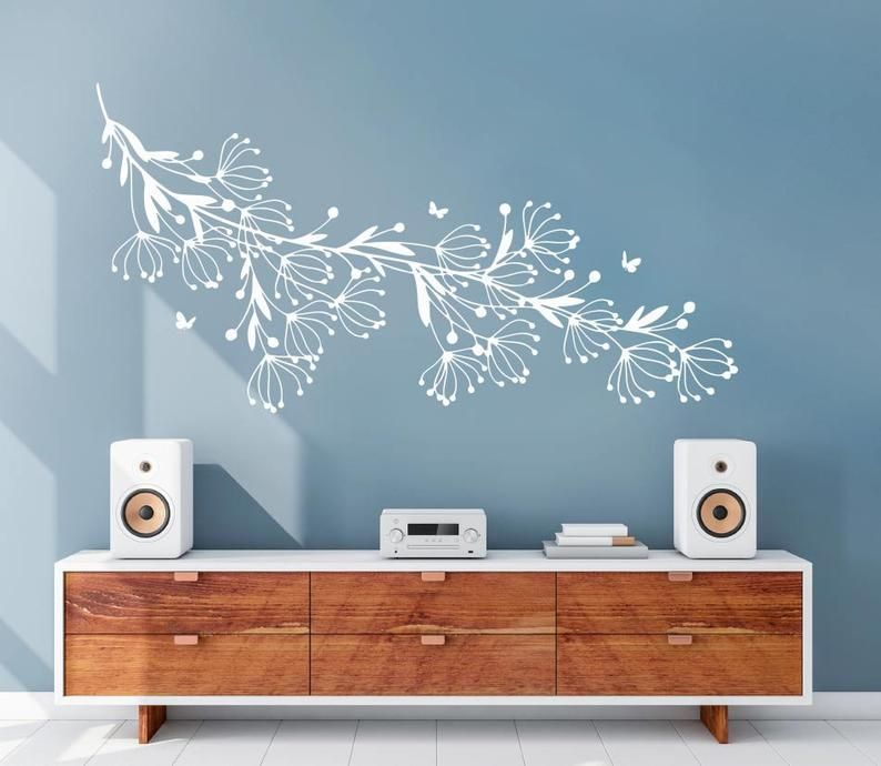 10 Most Popular Tree Wall Decal For Living Room