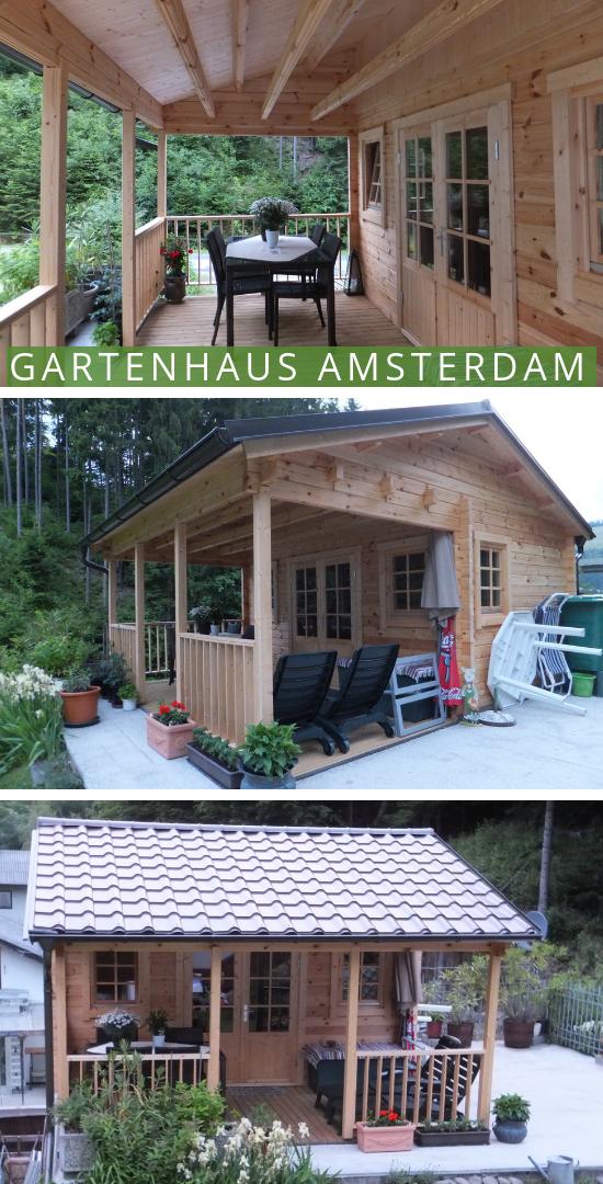 Alpholz Gartenhaus Amsterdam ISO in 2020 Gartenhaus