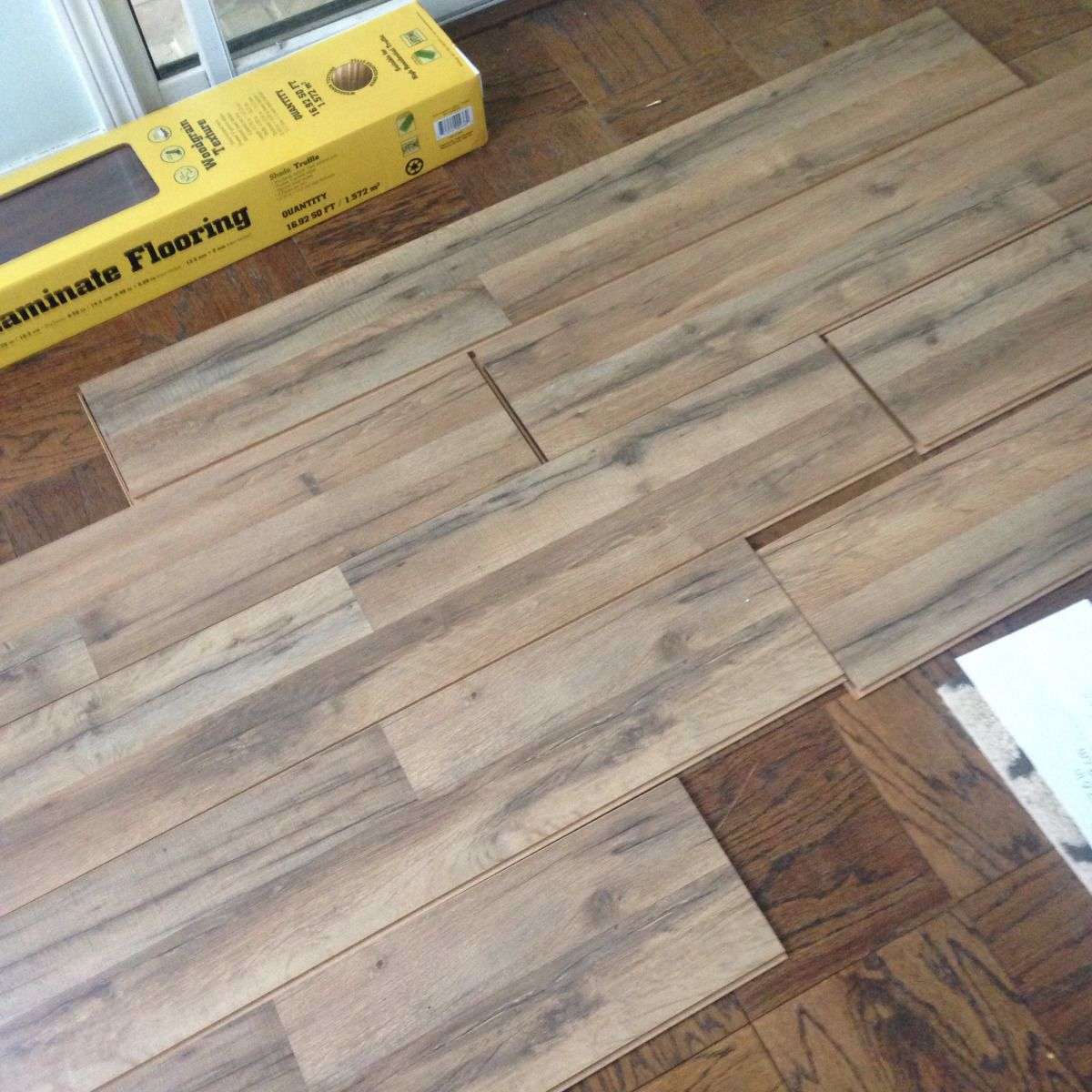 All Things New Interiors Tavern Oak Laminate From Lowe S