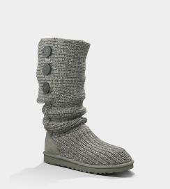 UGG Classic Cardy Navy/Charcoal - Aaltostore