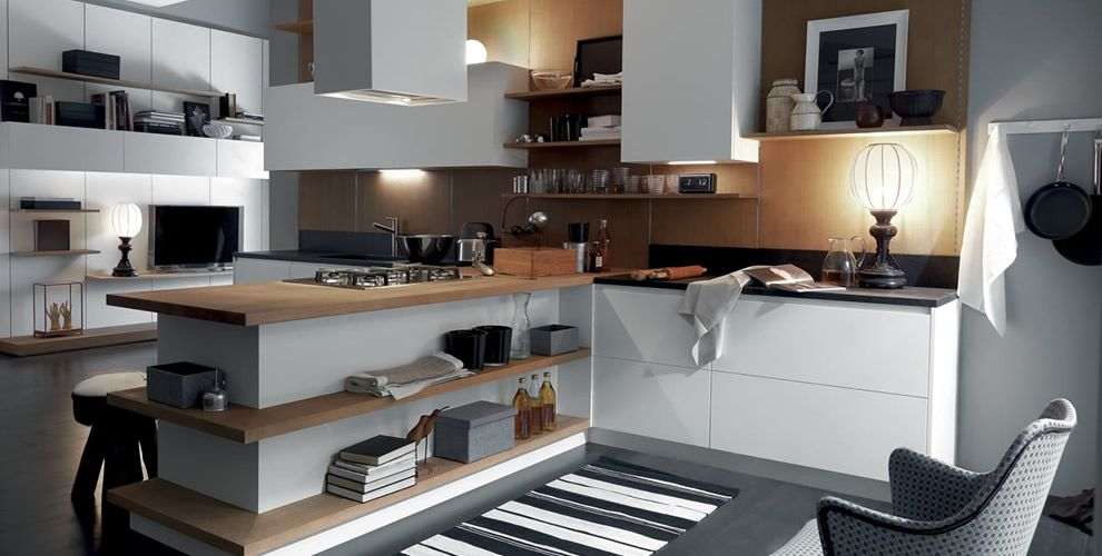 Best Cucine Moderne Di Design Pictures - Ideas & Design 2017 ...