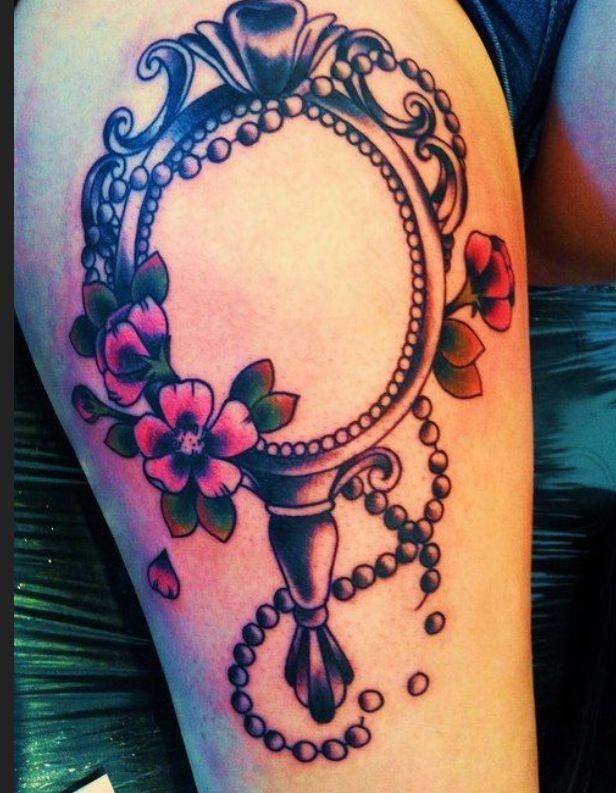 hair stylist tattoo ink tatouage