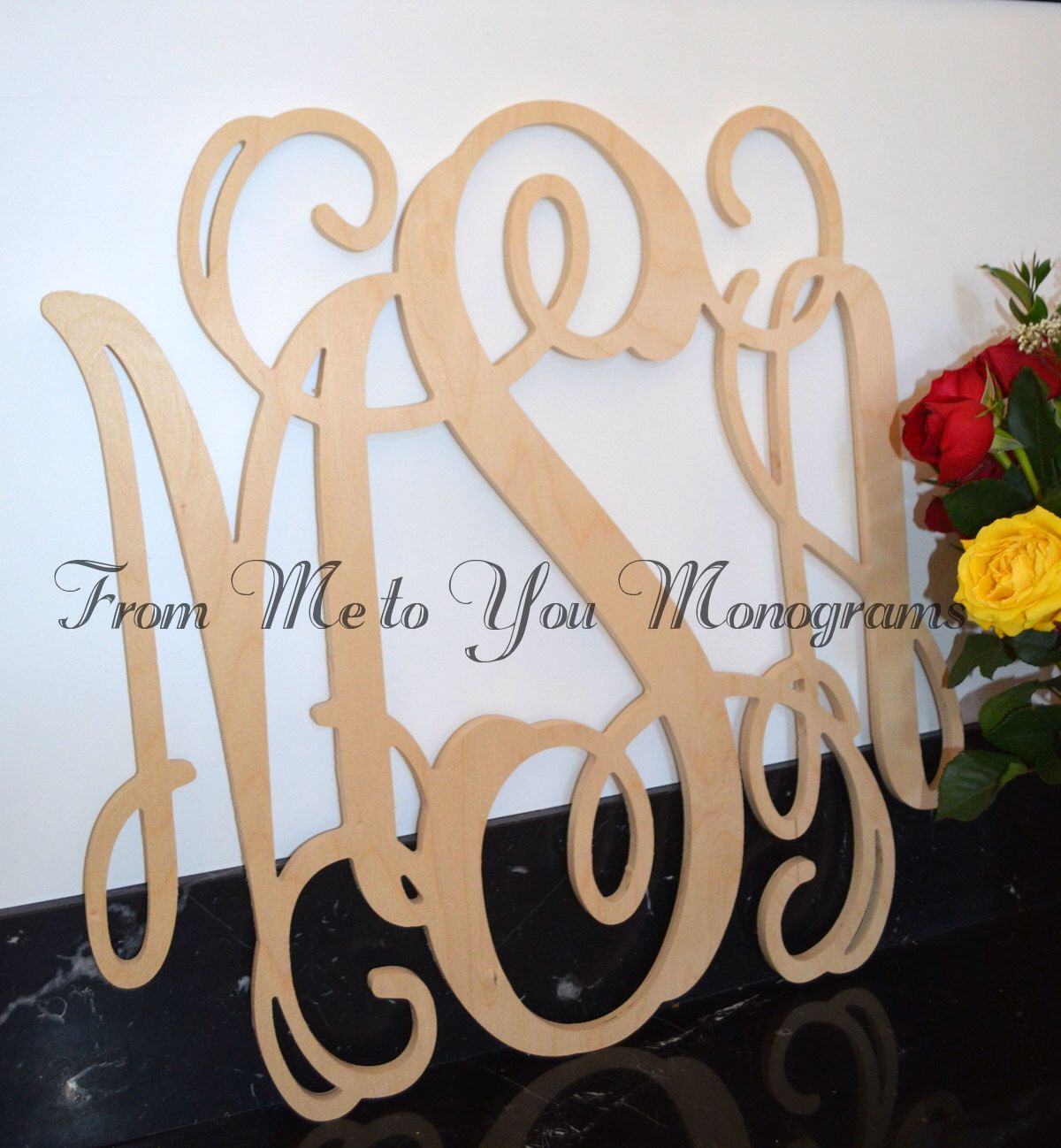 36 large wooden monogram letters bedroom decor wall hanging letters wedding guest