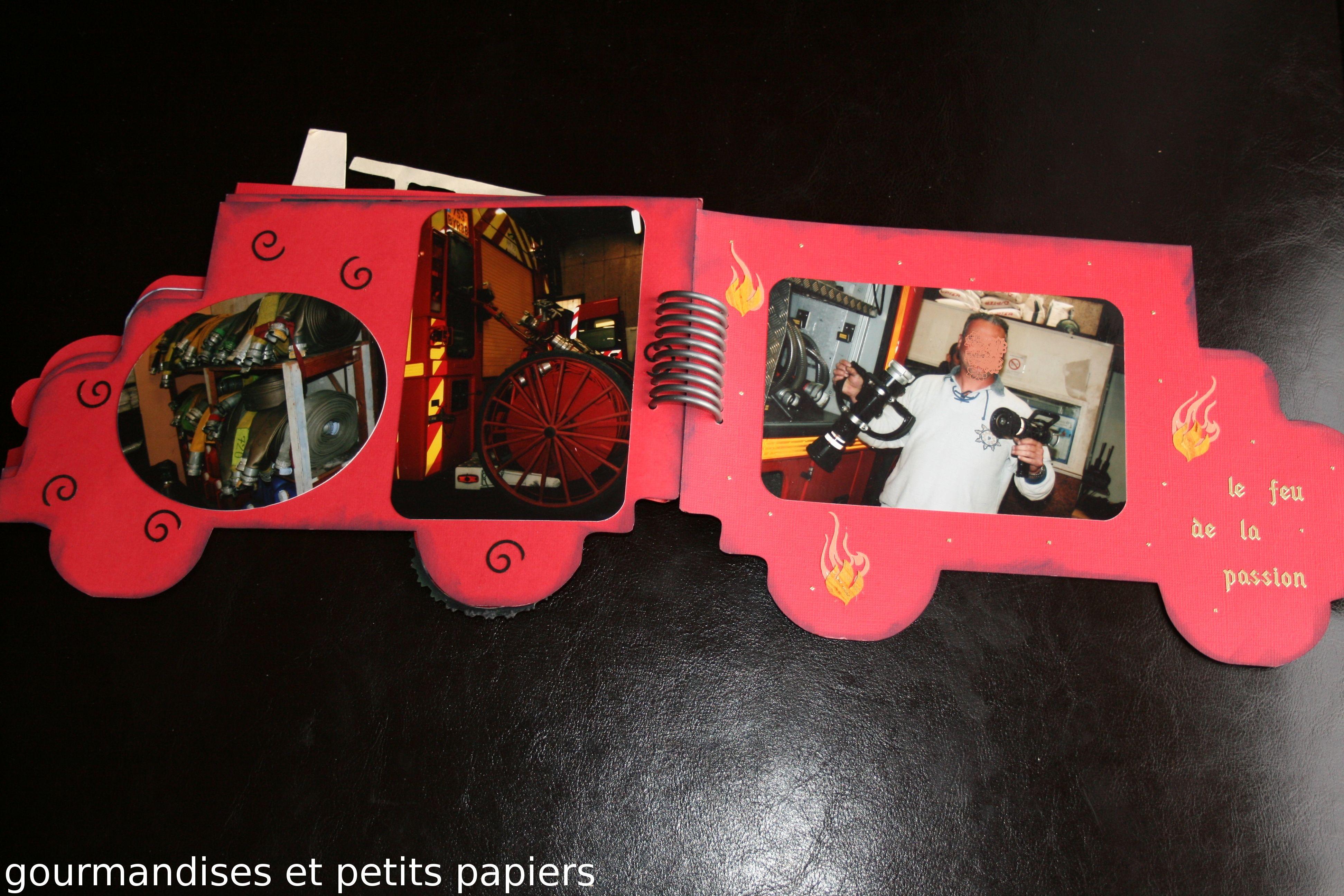 carte anniversaire enfants scrap pompier recherche google pompiers pinterest scrap et. Black Bedroom Furniture Sets. Home Design Ideas