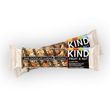A chocolaty twist on our classic favorite, Almond & Coconut.