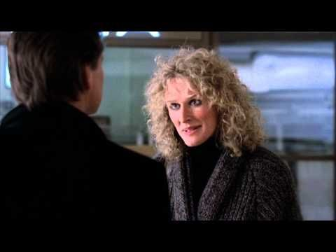Fatal Attraction - Trailer...This movie will forever give  married men pause, b4 deciding to have (what he's thinking) will be a one night stand!