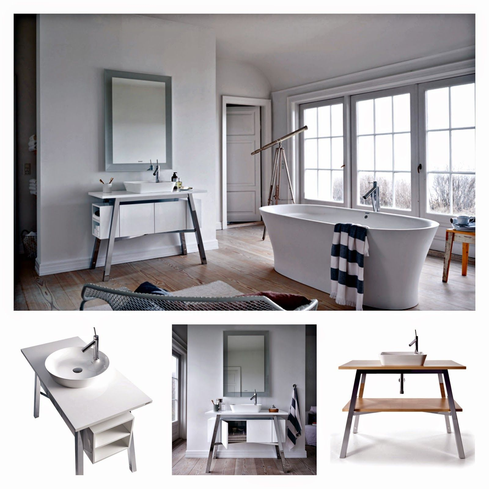 Cape Cod @duravit | Bathroom interior, Gorgeous bathroom ...