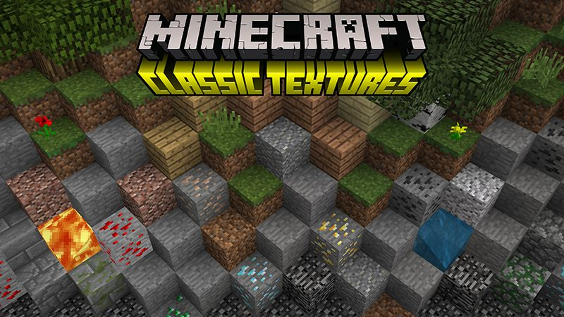 Check Out Minecraft Classic Texture Pack A Community Creation Available In The Minecraft Marketplace Texture Packs First Nintendo Anime Kiss Scenes