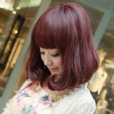 艶っぽさが人気の秘密 レッド系のヘアカラーカタログ Mery メリー