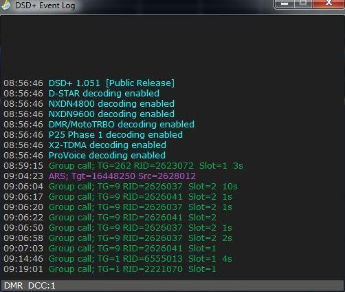 Wie du ein DMR-Signal mit dem Digital Speech Decoder und