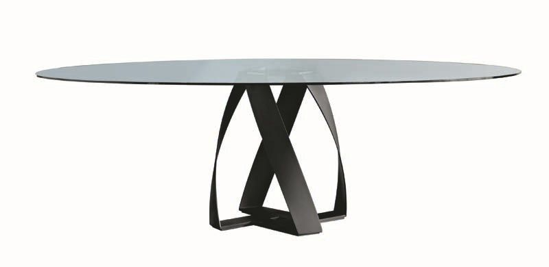Download The Catalogue And Request Prices Of Bon Bon Oval Table By Potocco Oval Living Room Table Design Alexander Lorenz Oval Table Living Room Table Table #oval #living #room #tables