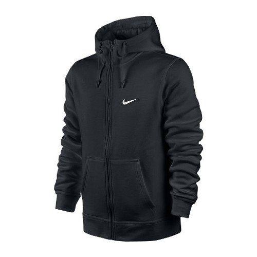 77c9d70ae Bluza Nike Club FZ Hoody-Swoosh (611456-010) Worldbox.pl