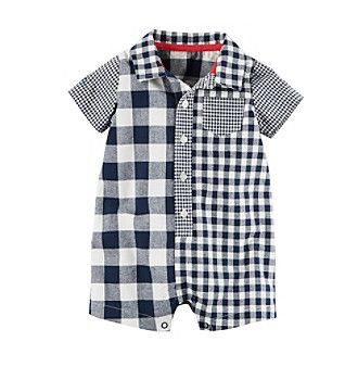 c65b960f2807 Carter s® Baby Boys  Woven Romper