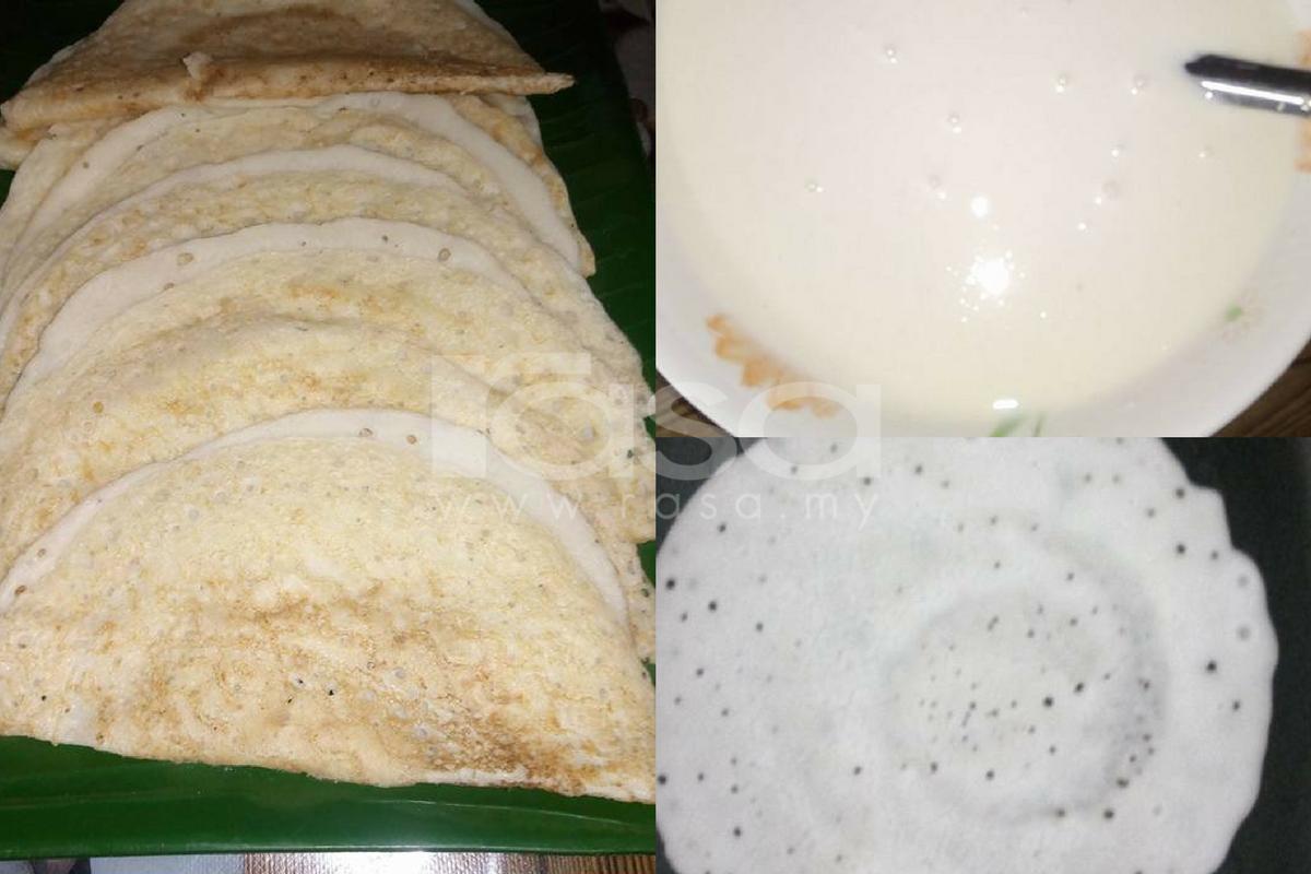 Resepi Thosai Express Yang Dipermudahkan Dan Cepat Untuk Disediakan Hanya Guna Bahan Bahan Yang Pasti Ada Dirumah Recipes Food Cara