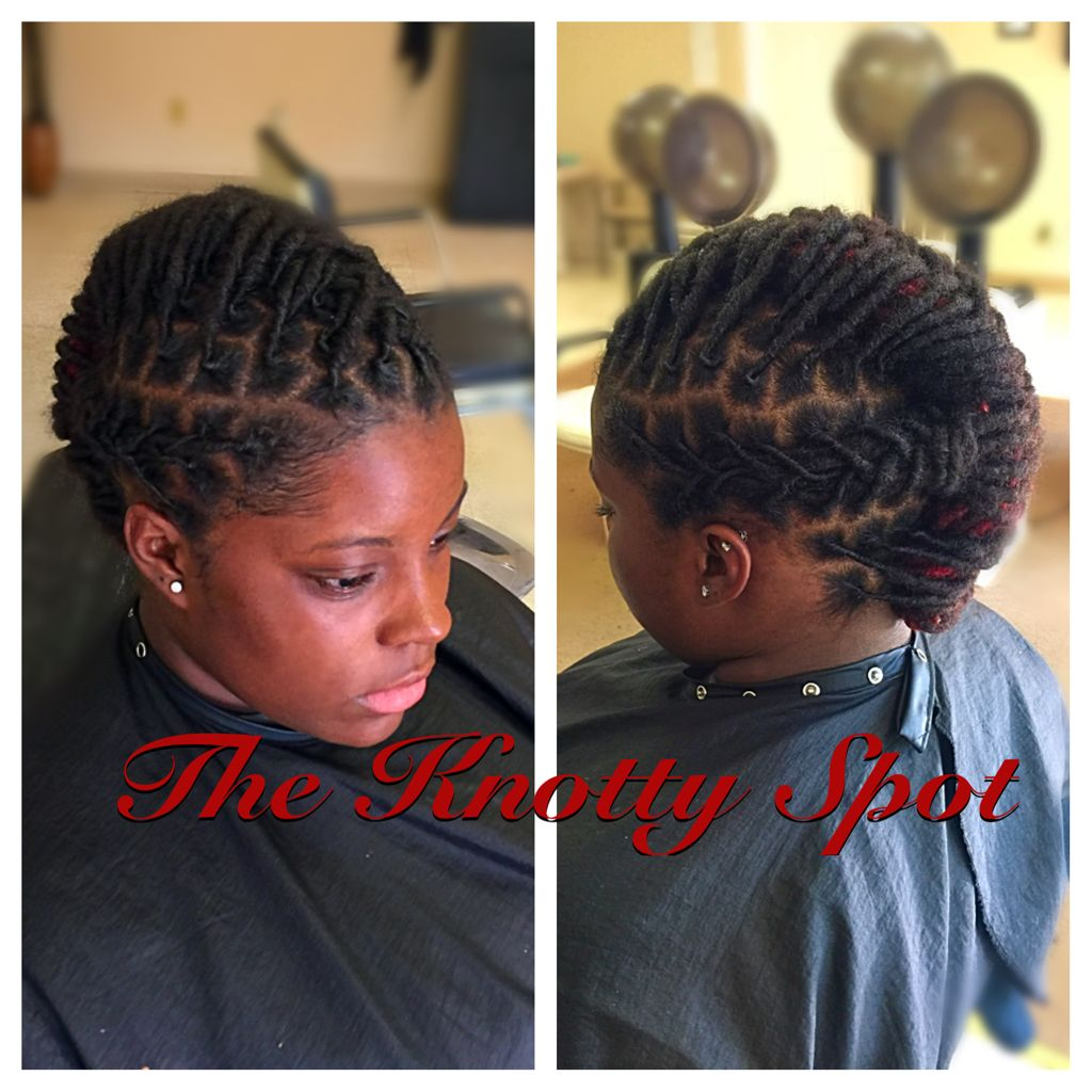loc styles for medium hair - google search | cool stuff
