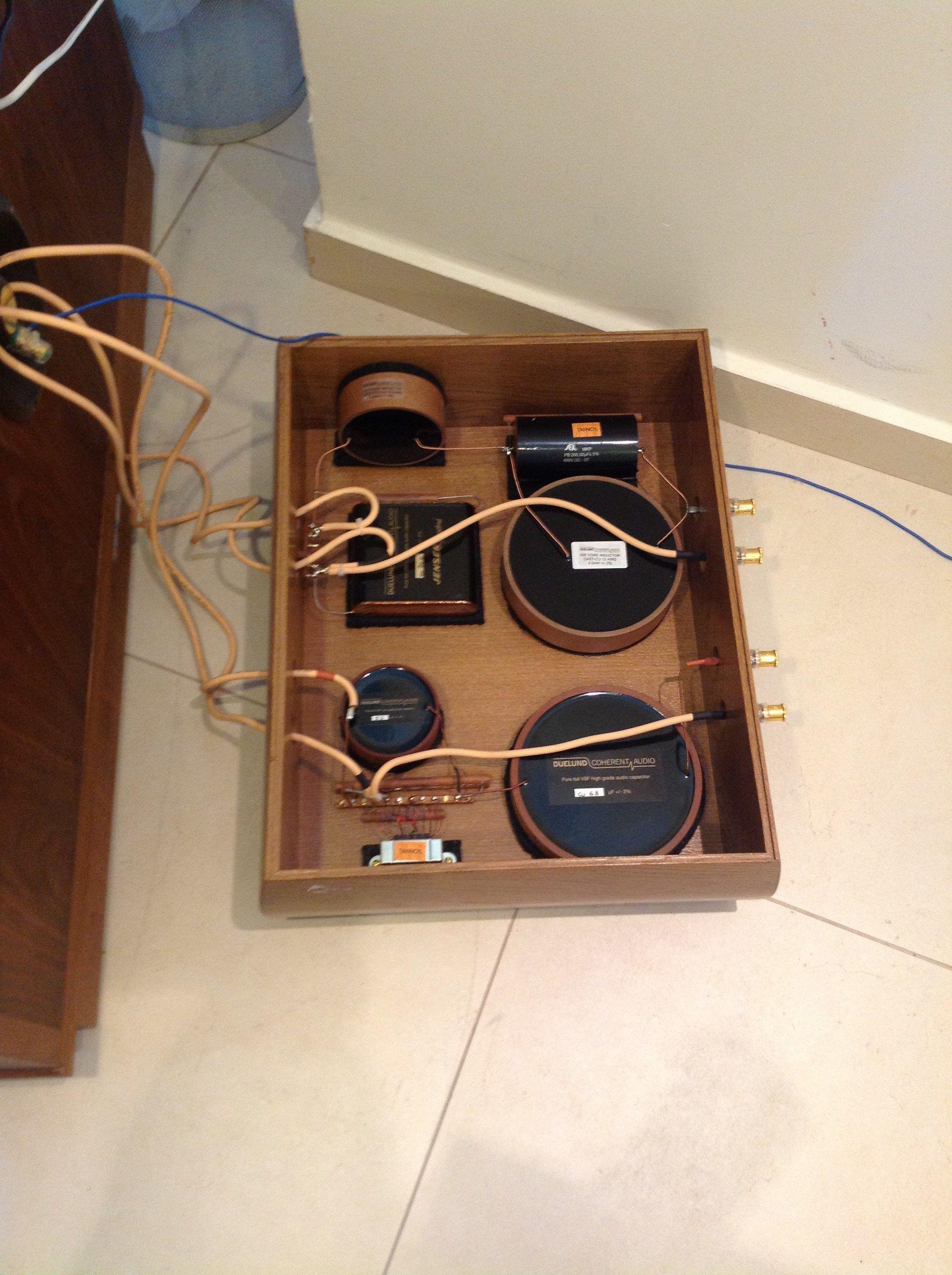 high  external crossover box soek pa google loudspeaker audio crossover hifi audio car