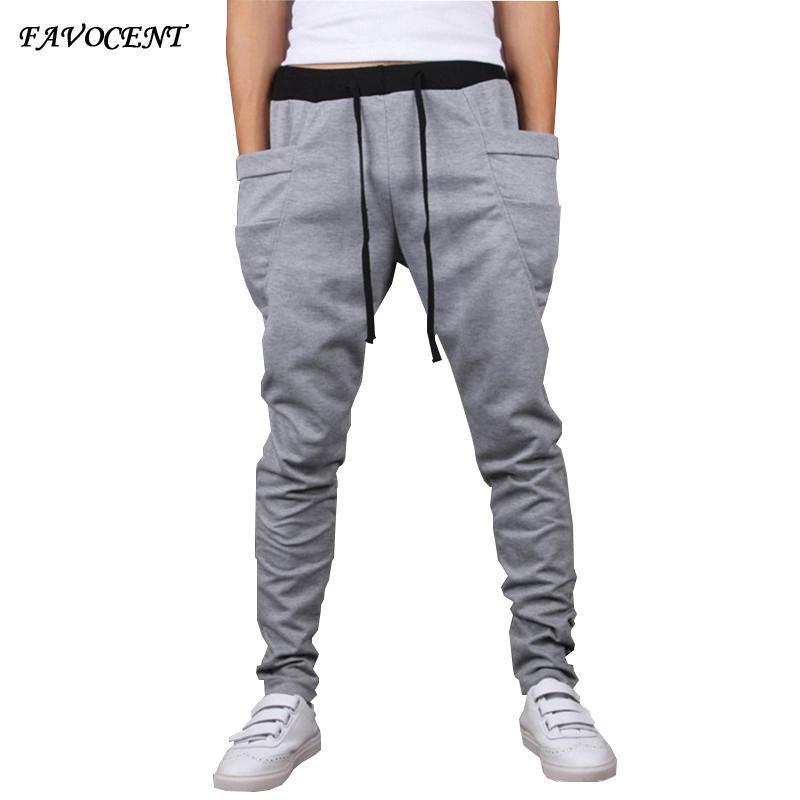 Men/'s Casual Sport joggers Hip Hop Jogging Trousers Tracksuit Bottoms Sweatpants