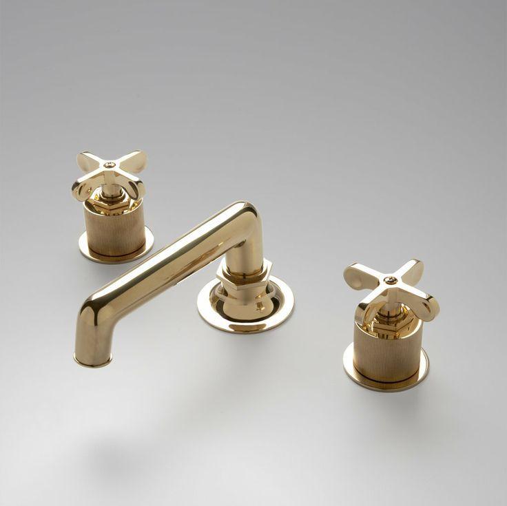 WATERWORKS HENRY BATHROOM Pinterest Lavatory faucet, Faucet