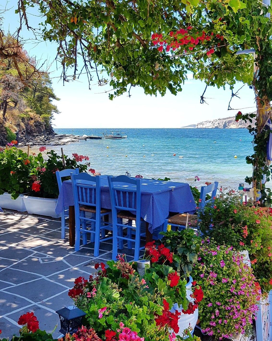 Thassos isla griega #ελλαδα