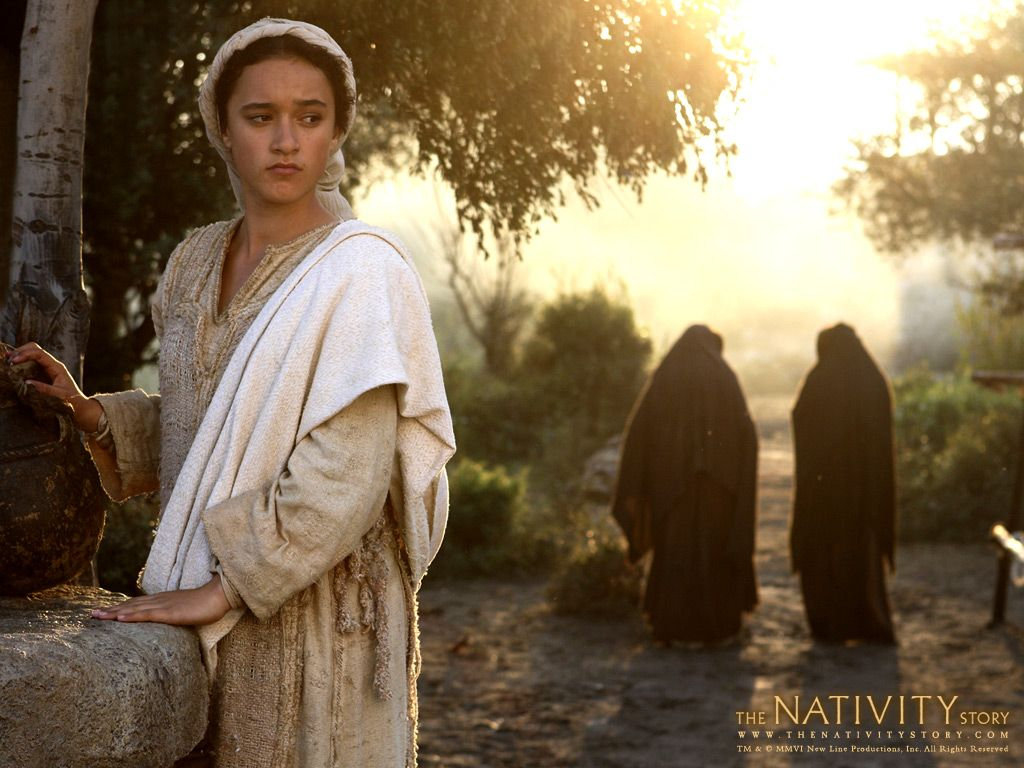 The Nativity Story. Incredibly well-done film-- cinematography ...