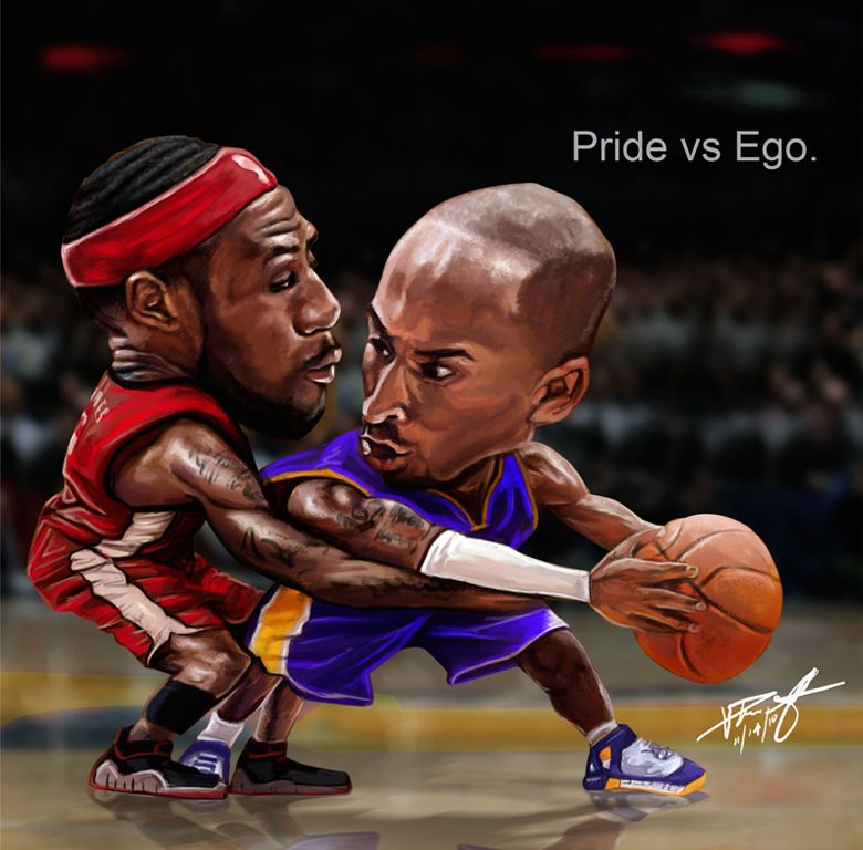 Ego and Pride works well in basketball, they work hard to perfection to defeat other players in every play. PRIDE is the satisfaction of achievements and the feeling of self respect and personal gr...