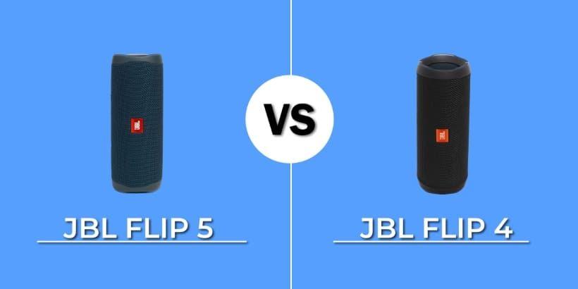 Flip 5 vs flip 4