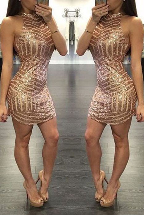 Long Tight Sweet 16 Dresses