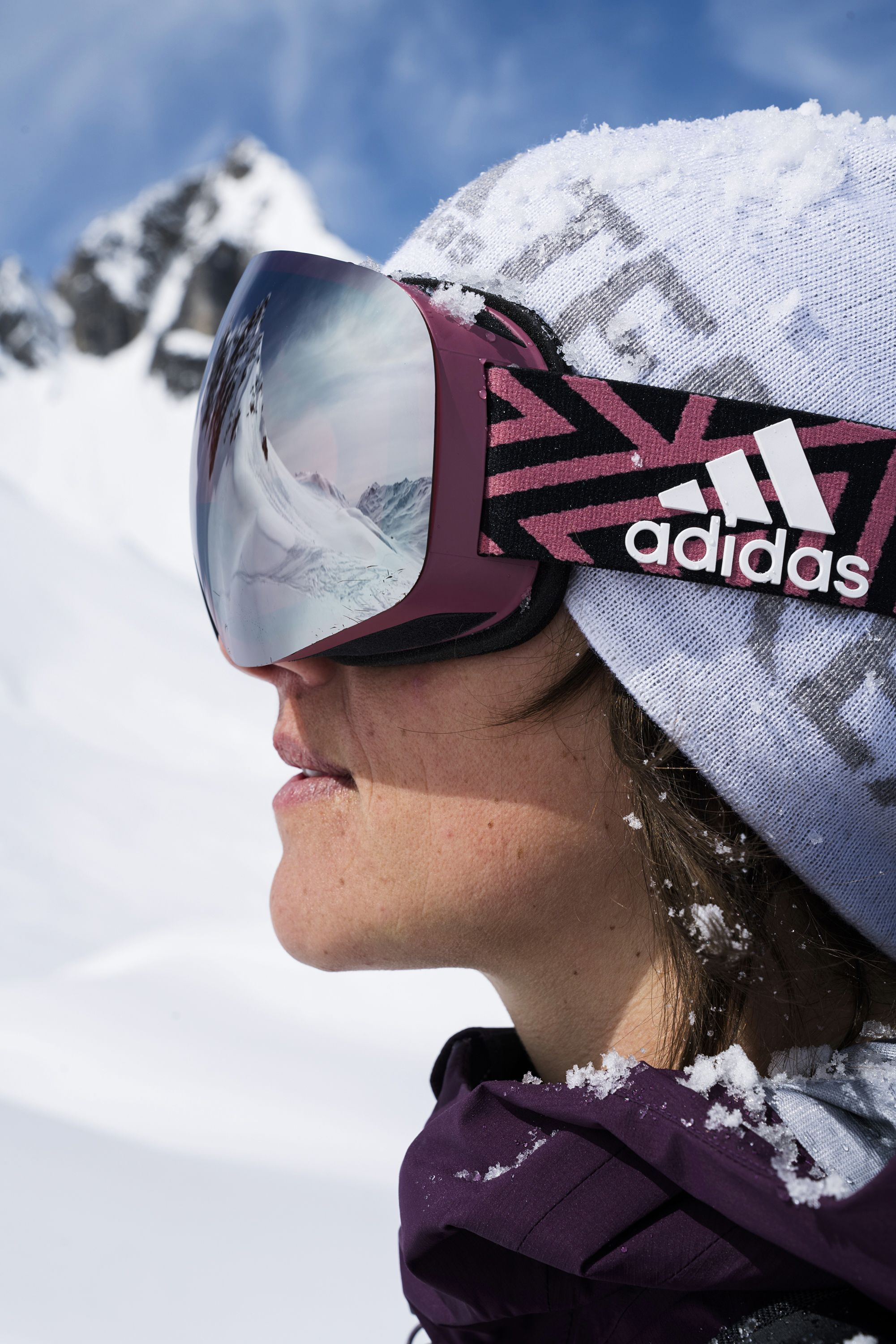 4d451d29e adidas Sport eyewear - backland spherical ski goggles | Winter ski ...