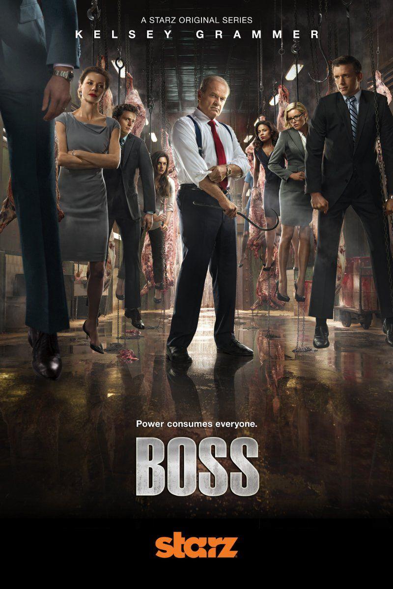Boss Astounding Should Never Have Been Cancelled Boss Tv Kathleen Robertson Tv Series