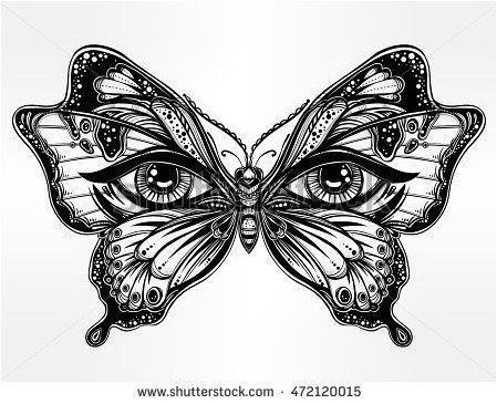 Photo of #Tattoo Beautiful butterfly wings with h… – #beautiful #butterfly #Tattoo #Win…