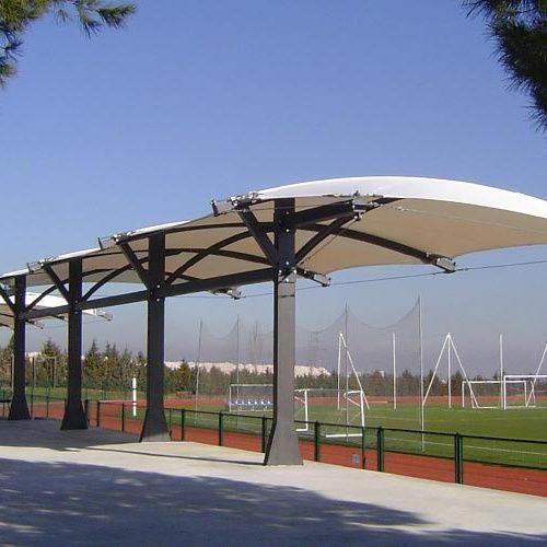 Inspiring Pergola Garage 6 Architectural Design Carport: Pergola Carport, Roof Cladding, Fabric