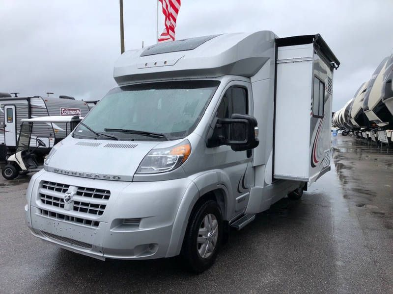 2017 winnebago trend 23d class b rv for sale in holiday